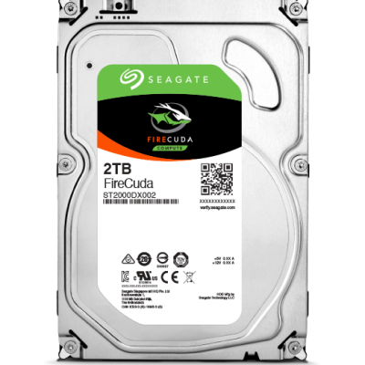 Copyright © by Seagate